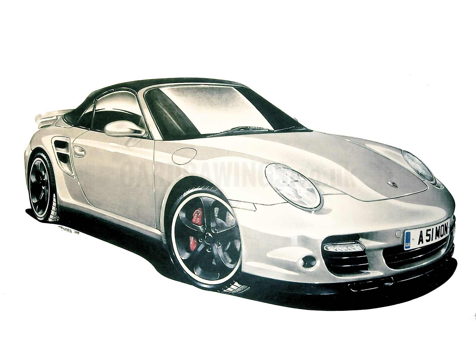 Porsche 911 Si