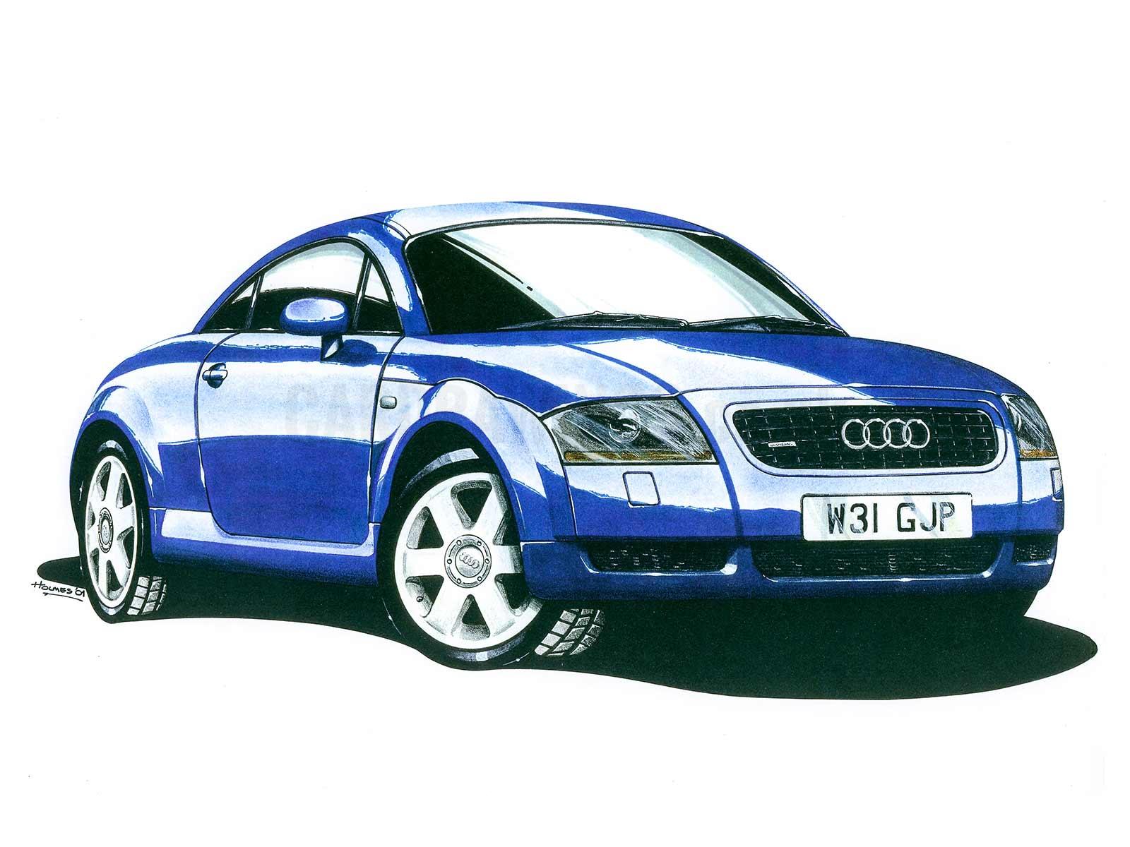 Car Drawings