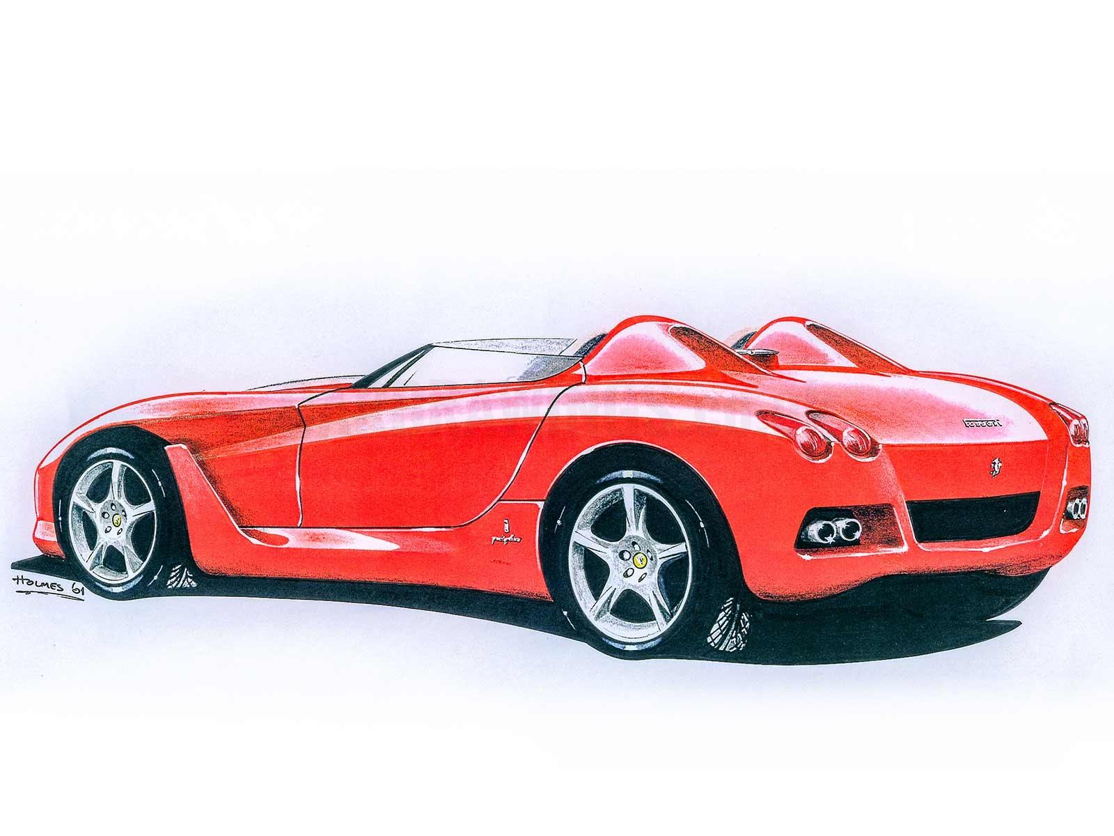 Ferrari Rosso Concept