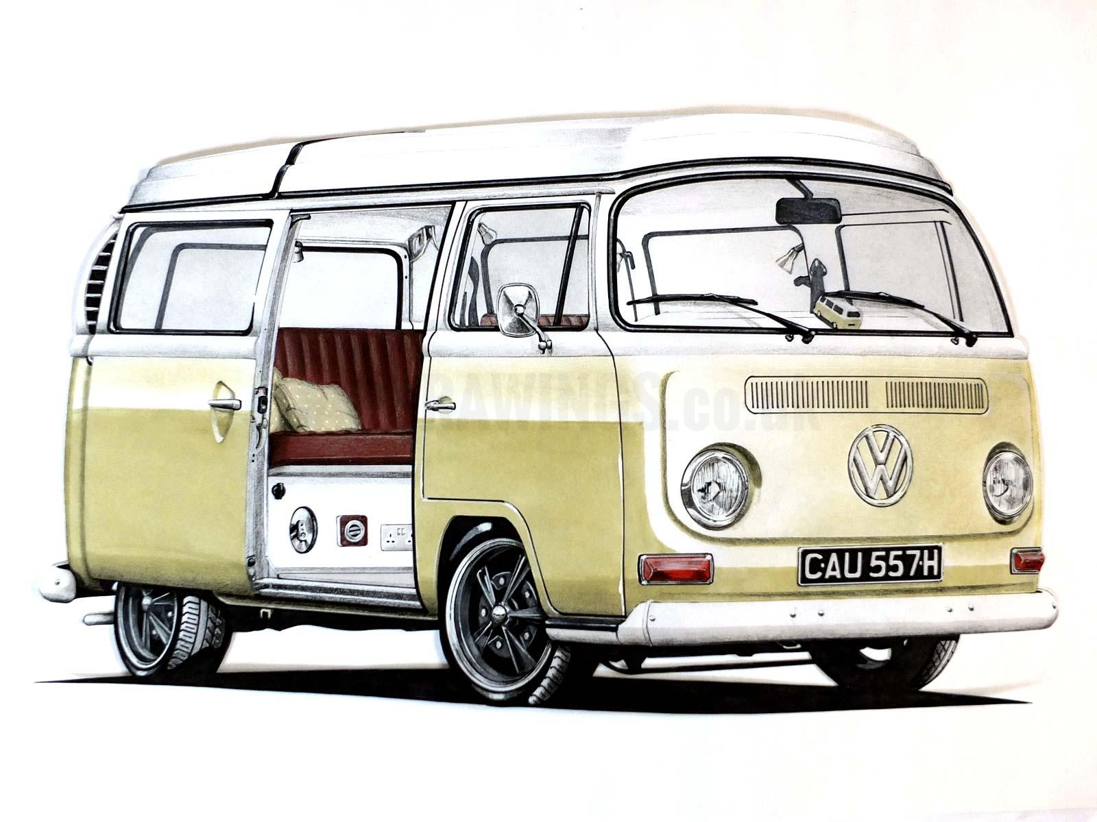 Voltswagen Camper