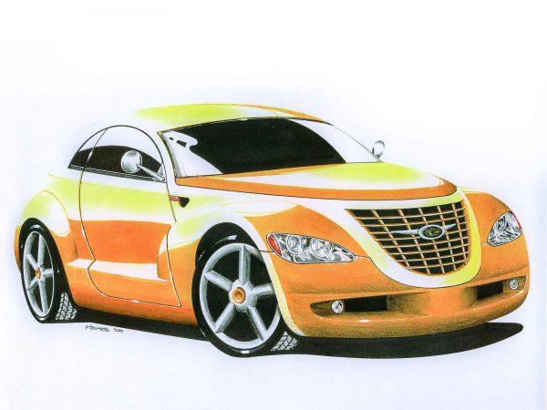 Chrysler Pronto Cruiser